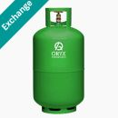 LP GAS: Exchange with full Cylinder - 14Kg