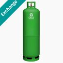LP GAS: Exchange with full Cylinder - 48Kg