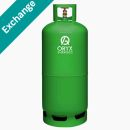 LP GAS: Exchange with full Cylinder - 19Kg