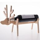 Reindeer Wine Holder