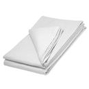 Volpes: Winter Flat Sheet - White