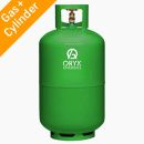 LP Gas plus Cylinder- 14kg