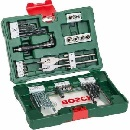 Bosch: 41PC V-Line D/Driver Set + Free Screwdriver