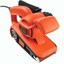 BLACK+DECKER: 720W Belt Sander 75x533mm