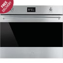 SMEG: SF6390XE Classic 60cm Oven - Stainless Steel