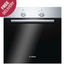 Bosch: Built-In Oven - Brushed Steel