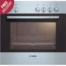 Bosch: Oven - Brushed Steel