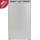 Defy: 93lt Bar Fridge - Metallic + Free delivery