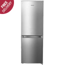 Hisense: 269L Inox Bottom Freezer Fridge [H359BI]