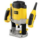 Stanley: 1200W Variable Speed Plunge Router - Yellow