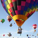Gauteng: Hot Air Balloon Flight With Champagne Breakfast For Two