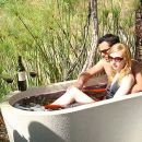 Open Air Chocolate Essence Bath for Two - CPT