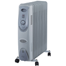 Salton: 11 Fin Oil Heater [SOH11]
