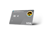 FNB Platinum Business Account card
