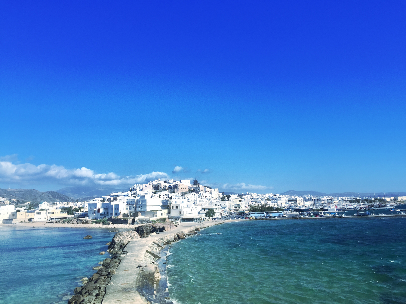 Quiet Greek Island Package Holidays